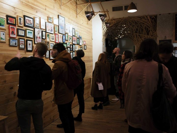 """Exposition Marie Baudet & Atelier Goo : """"Chroniques de la mémoire"""""""